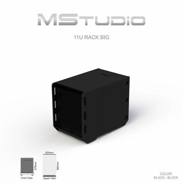 MÓVEIS PARA ESTUDIO MSTUDIO BLACK BLACK 15