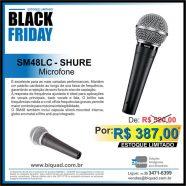 SM48LC SHURE Black Friday Biquad Broadcast