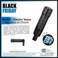 re320 electro voice Black Friday Biquad Broadcast